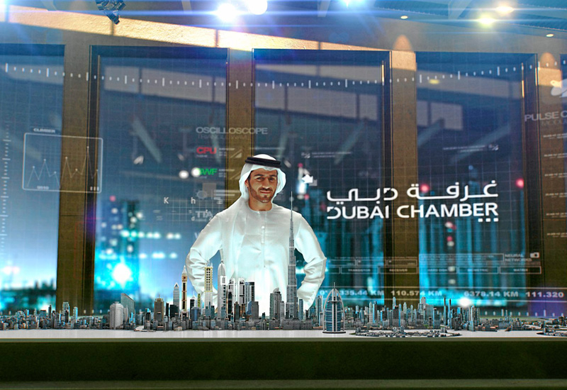 Dubai Chamber of Commerce selected Real Image to produce a short film to be shown at the start of The Mohammed Bin Rashid Al Maktoum Business Awards.