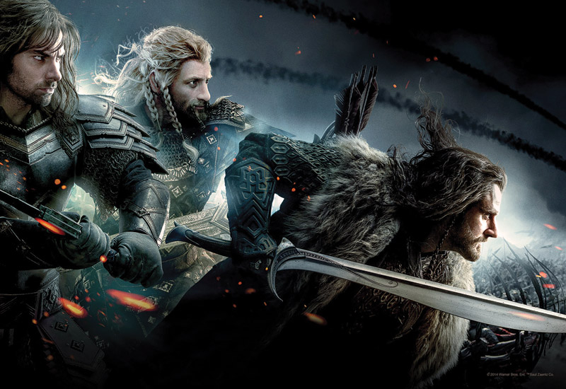 """When Peter Jackson chose to make the 'Hobbit' trilogy in a 48fps high frame rate, there was an outcry from many critics because """"it did not look like a movie""""."""