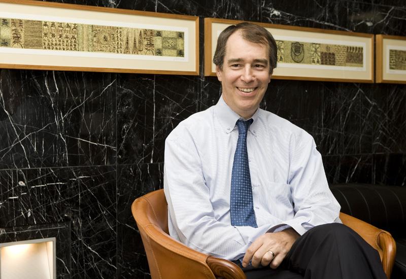 Ed Borgerding, CEO, Imagenation Abu Dhabi.