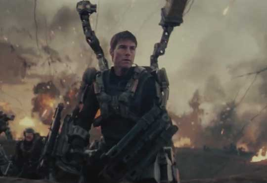 The Foundry has worked on blockbusters including Edge of Tomorrow.