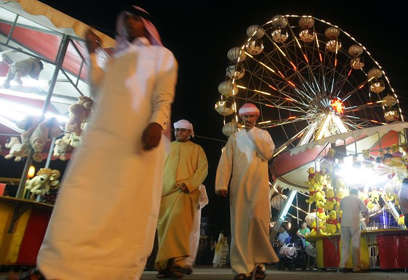 Eid festivities will signal the start of the new events season.