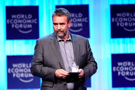 French director Luc Besson. (AFP/Getty Images)