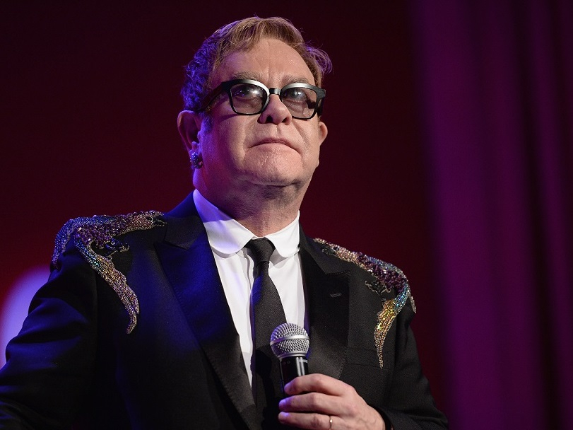 Elton John will perform in Dubai in January.