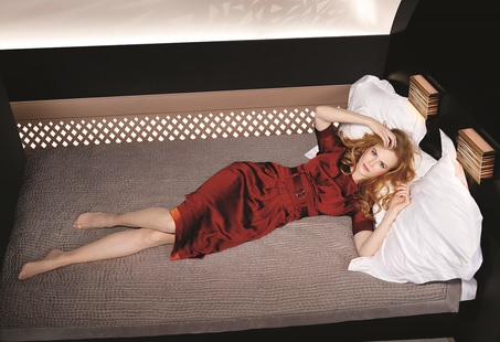 Nicole Kidman in the Etihad commercial.