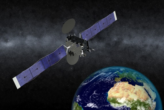 Eutelsat 5 West B will be launched in 2018.