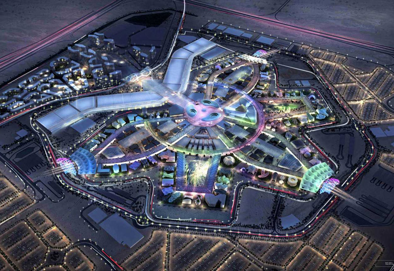 5G technology will be a key component of the Expo 2020 Dubai 'smart site'