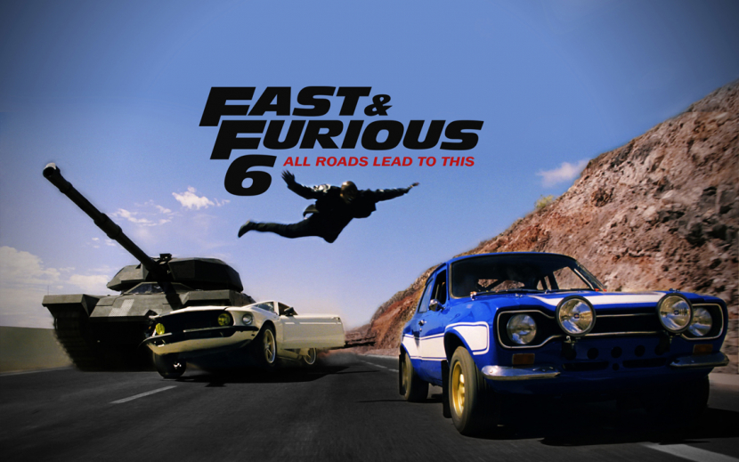 Now for the top 3! Petrolheads all over the world were downloading cam prints of Fast and Furious 6, as soon as they were online. The movie drew 7.9 million downloads, meriting it the number 3 spot on the list.