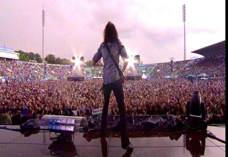 Audience, Death, Finland, Music festival, Sonisphere, Storm, News, International News