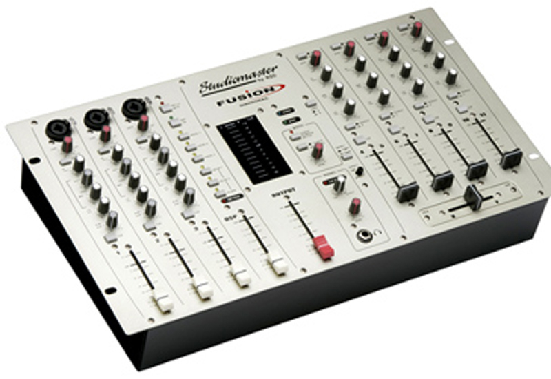 Studiomaster was established in the 1970s as a console manufacturer.