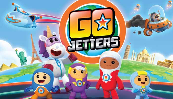 GoJetters is among the kids' content coming to the Middle East.