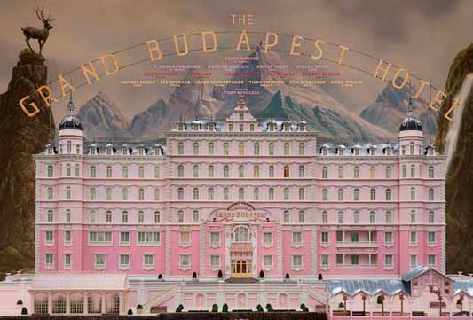 The editor of The Grand Budapest Hotel will discuss his work on the film at IBC.