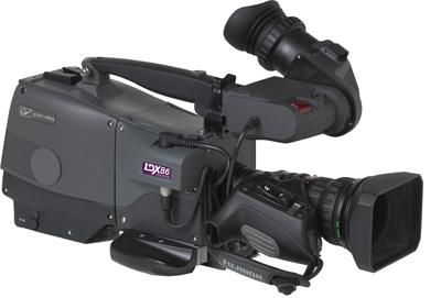 Grass Valley LDX 86 camera.