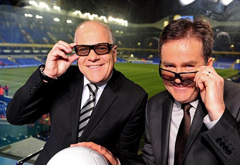 Grays and Keyesy's Sky 3D glasses could come in handy in the Doha sun.