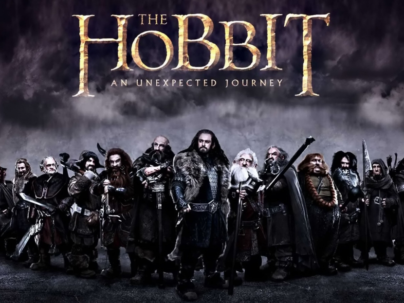 And finally, the number 1 spot, with 8.4 million illegal downloads, goes to The Hobbit: An Unexpected Journey. Unexpected indeed.
