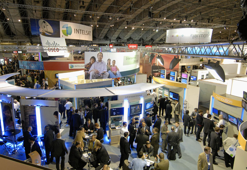 IBC is the world's biggest broadcast and production exhibition.