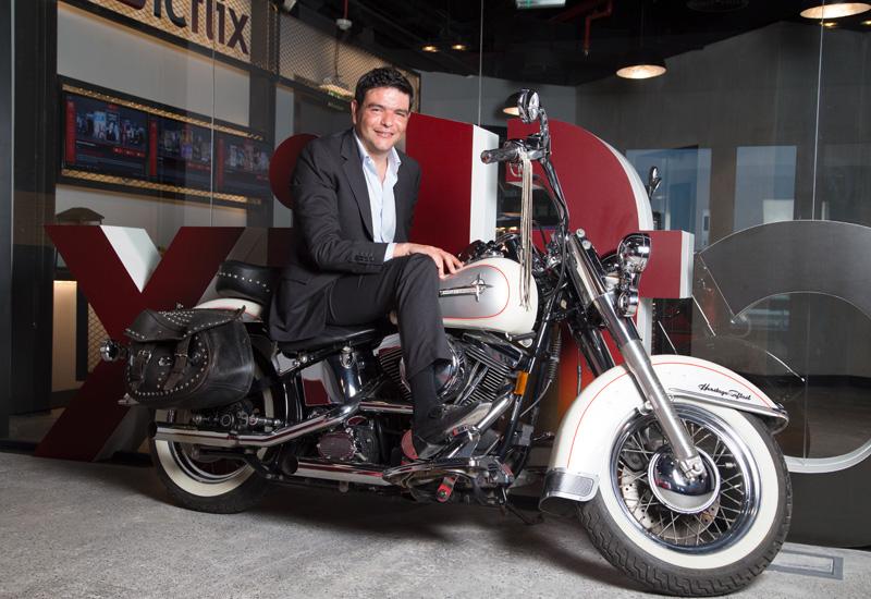 Carlos Tibbi, CEO, Icflix.