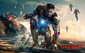 Everyone loves superhero movies, and Iron Man 3 was no different, grabbing the number 4 spot with a record 7.6 million downloads.