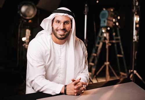 Mohammed Al Mubarak, chairman of Image Nation Abu Dhabi.