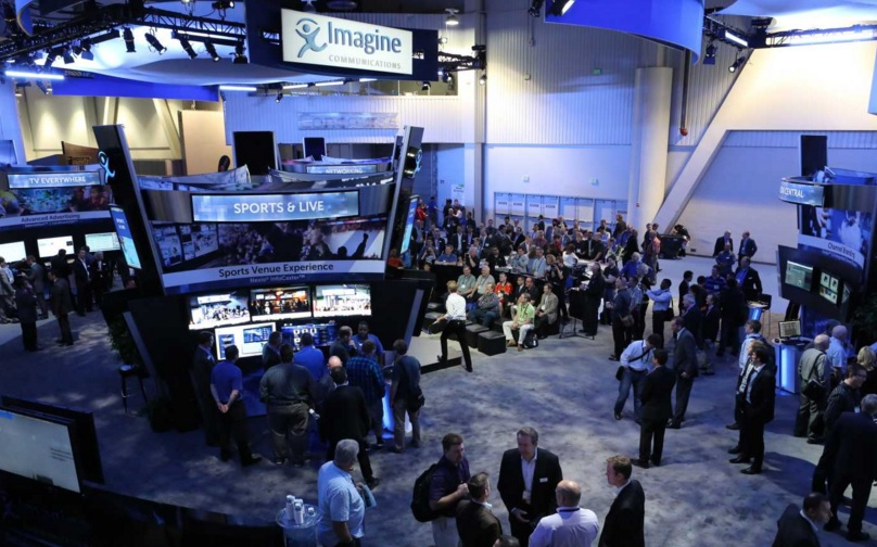 Imagine Communications will demo its latest tech at NAB Show.