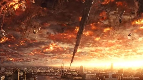 The world's tallest building makes a cameo in new Independence Day 2 trailer.