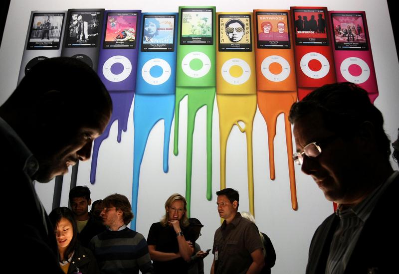 Apple, Iphone, IPod, Sony, Walkman, News, Consumer-facing Tech