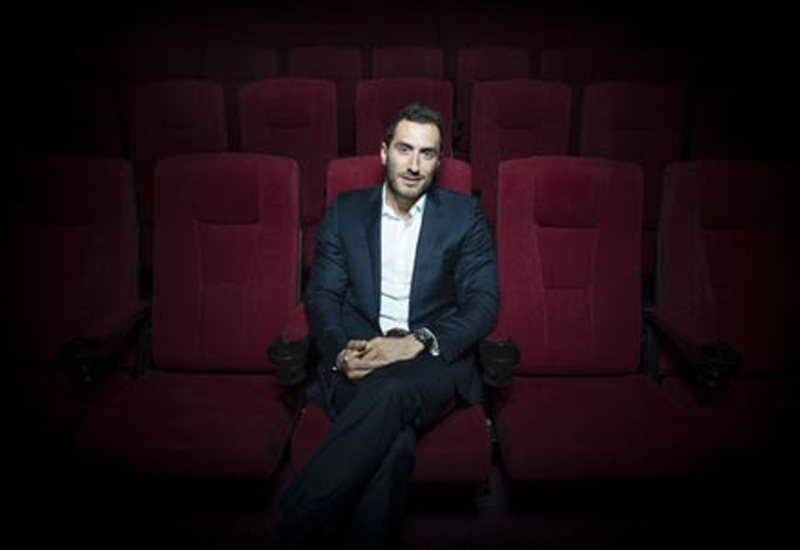 Jean Ramia, CEO of Grand Cinemas in the GCC.