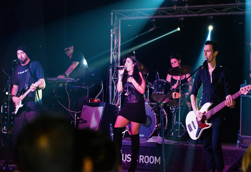 Boxtones, Dubai-dwelling band, Analysis, Broadcast Business