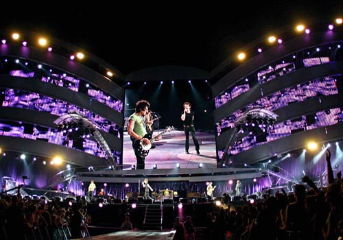 Live Nation's takeover of Mirage Promotions should increase the likelihood of top-flight touring artists, such as the Rolling Stones, performing in th