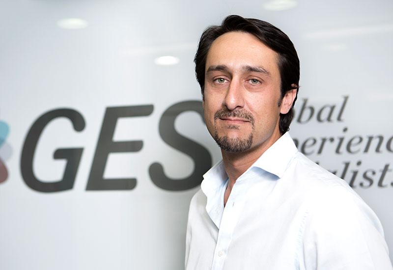 Yasser Al Maaytah, managing director UAE of Global Experience Specialists (GES)