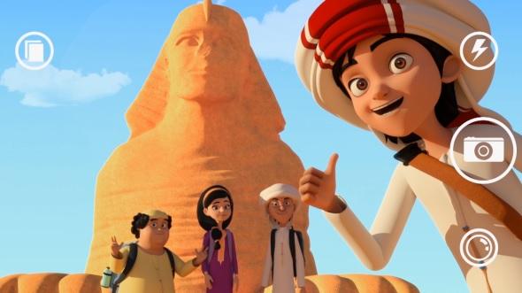 Mansour returns for new adventures in Season 2.
