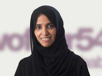 Maryam Al Mheiri, COO, twofour54.