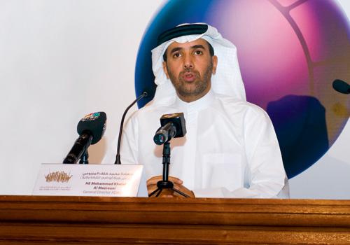 Mohamed Khalaf Al Mazrouei, vice chairman of MEIFF.