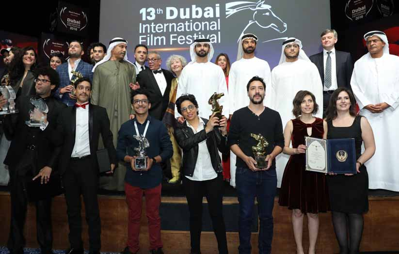 Winners at last year's edition of the Muhr Awards.