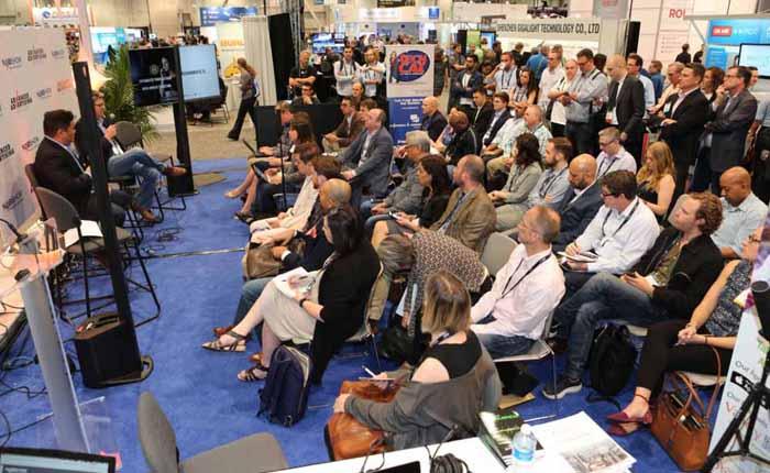 000 people, NAB Show draws 103, News, Broadcast Business