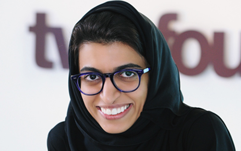 Noura Al Kaabi, CEO of twofour54.
