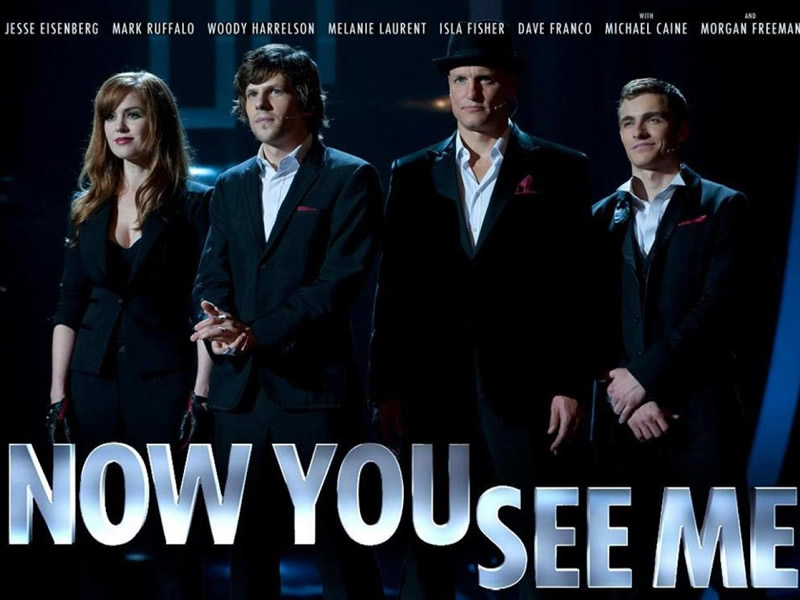 Next in at number 8 was the French-American caper thriller, Now You See Me. The movie drew 7 million illegal downloads.