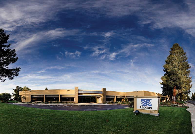 Omenon HQ in Sunnyvale, California.