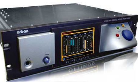 The service centre will service products such as the Optimod 8500.