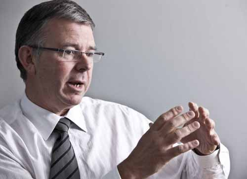 David Butorac, CEO of OSN.
