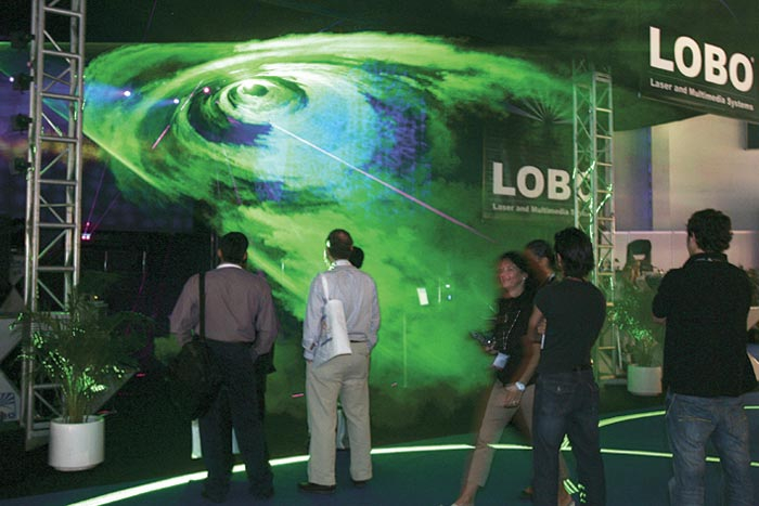 PALME will boast an expanded Event 360 component in 2008.