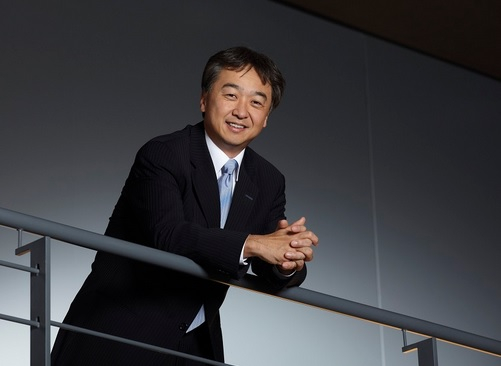 Hiroki (Harris) Soejima, managing director, PMMAF.