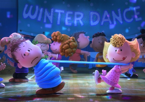 The Peanuts Movie will be shown at DIFF.