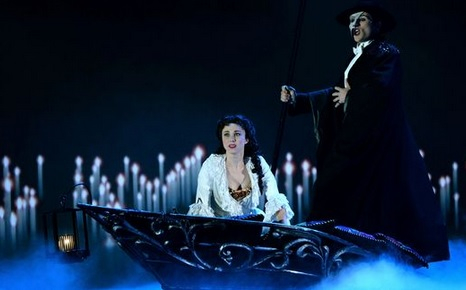 The Phantom Of The Opera' expected to come to Dubai. (Getty Images for Tony Awards Productions)