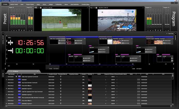 Pixel Power's cloud playout and workflow solutions will be on show at Broadcast Asia.
