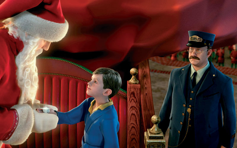 Polar Express paved the way for the current crop of 3D children's animations.