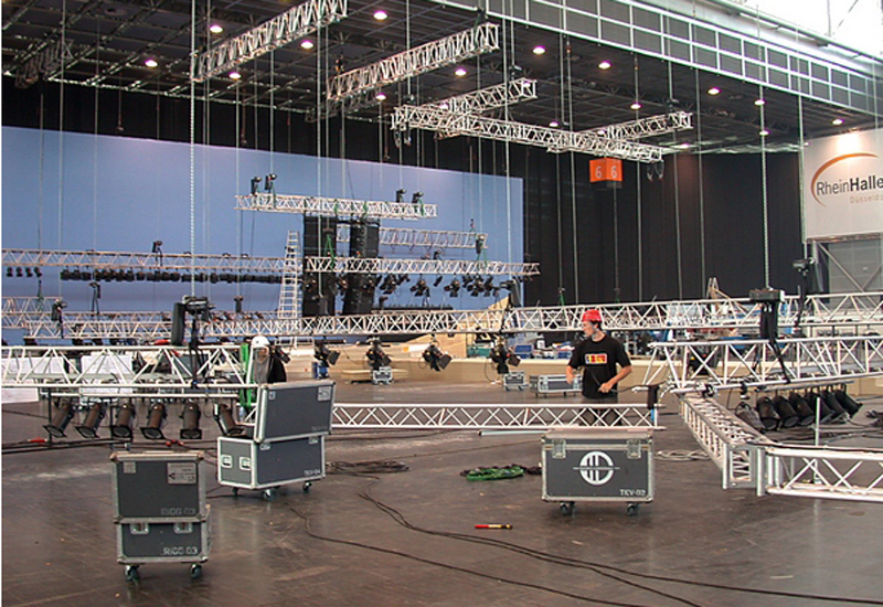 Prolyte products are industry staples when it comes to live production.