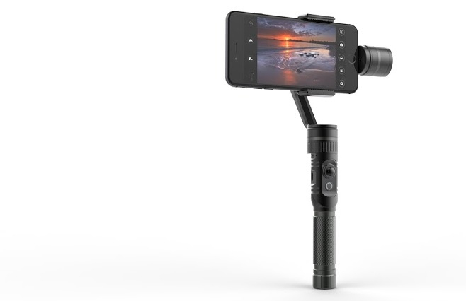 The Pro Shot gimbal is now available in the UAE.