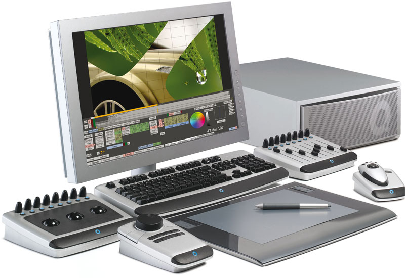 Quantel will show an improved asset management system and V5 of its post production software.