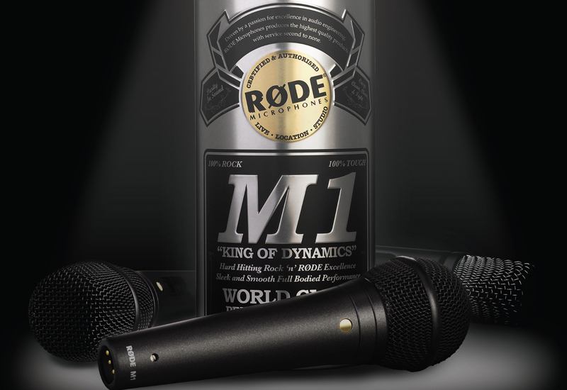 Aussie mic manufacturer RODE has launched a AU$1 mic deal.