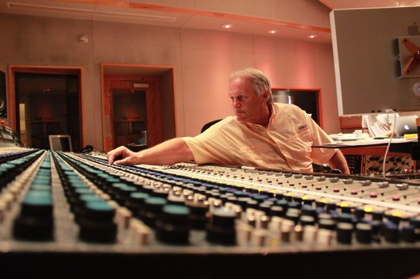 Roger Nichol was a seven-time Grammy Award-winning recording engineer and producer.